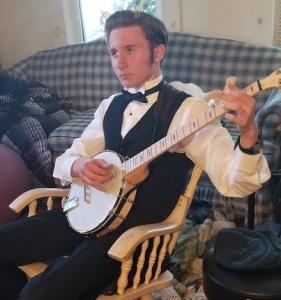 kael formal banjo